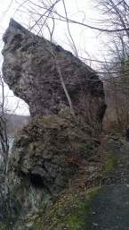 Gorge rock